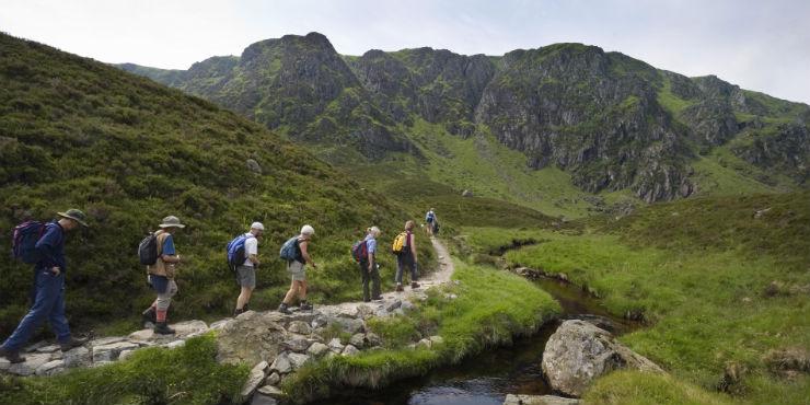 Trekking Szkocja (dla Singli)