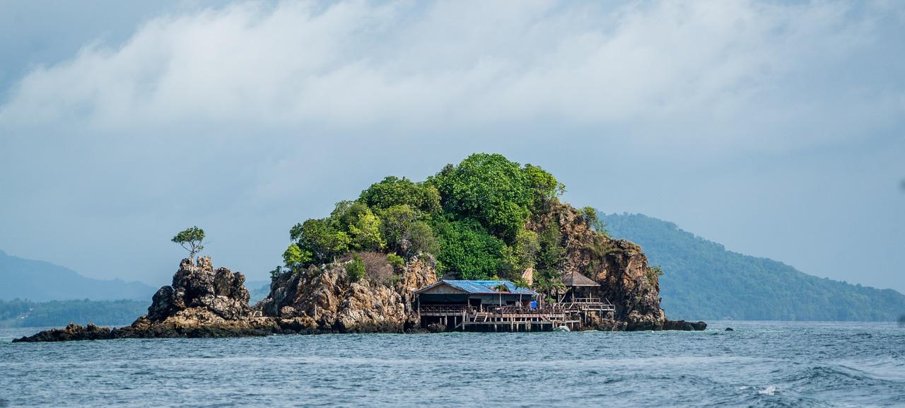 Tajlandia – rajski rejs katamaranem  (dla Singli)