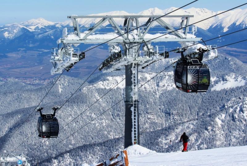 Sylwester na nartach 2019 + termy. Chopok  (dla Singli)