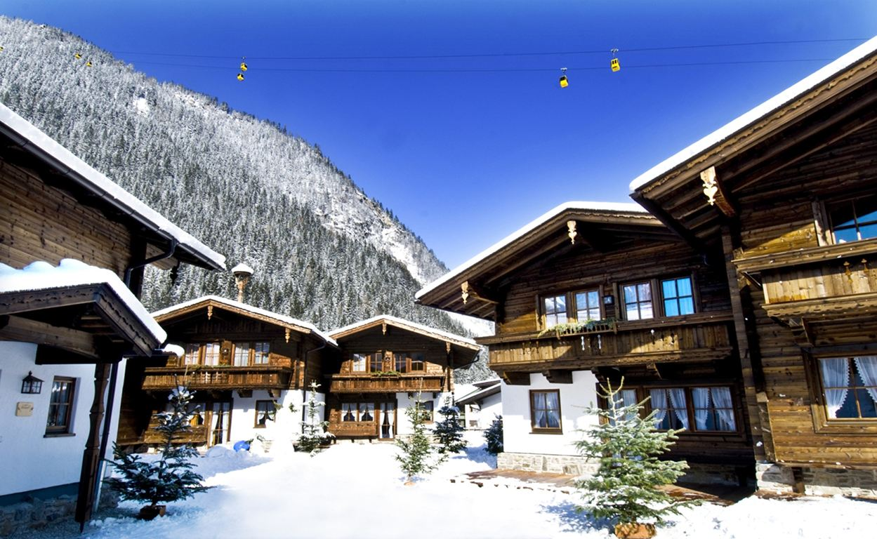Narty: Dolina Zillertal (dla Singli)