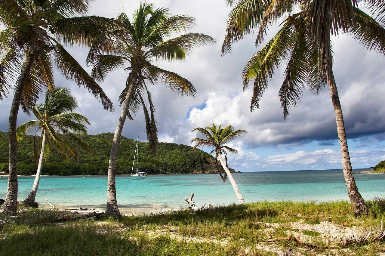 Wyspy Karaibskie – rejs żeglarski w tropikach  (dla Singli) 03 Gru 2021 – 16 Gru 2021