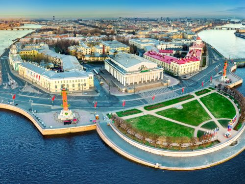 Opera i białe noce w Petersburgu