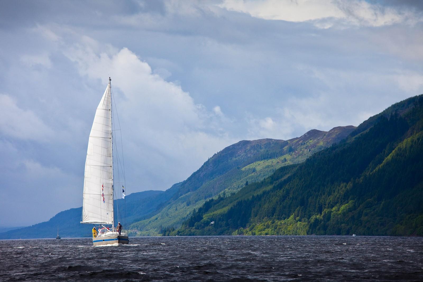 Rejs żeglarski u wybrzeży Szkocji (dla Singli)